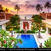 Indonesia - Lombok Island - Traditional Indonesian Boutique Beach Resort at Beautiful Senggigi Beach