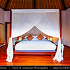 Indonesia - Lombok Island - Traditional Indonesian Boutique Beach Resort at Beautiful Senggigi Beach