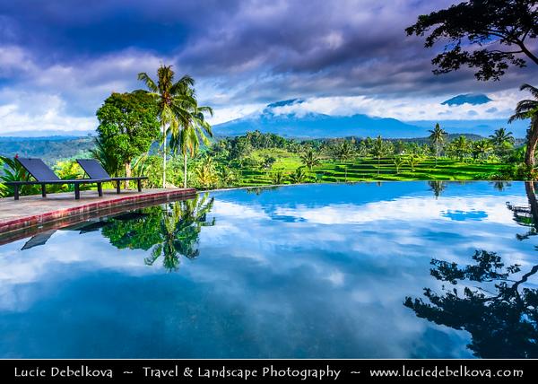 Indonesia - Java Island - Traditional Indonesian Tropical Boutique Resort near Ijen Volcano