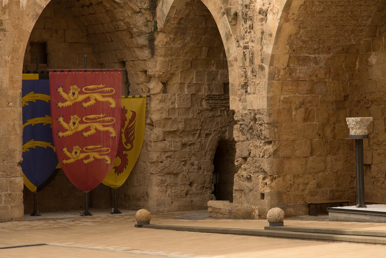 Crusader Fort, Akko, Israel