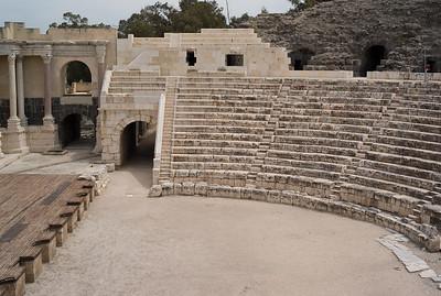 Roman Amphitheatre - Beir Shean
