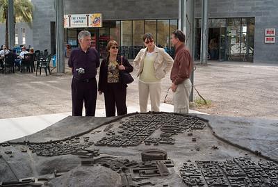 Beit Shean model
