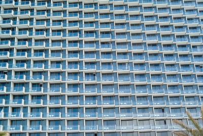 Our Tel Aviv hotel.