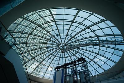 Azrieli Center Dome