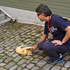 Selcuk, our guide, was friends with every stray cat