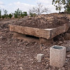 Syrian Bunker on the Golan Heights
