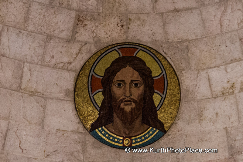 Image of Christ  in  Lutheran Church of the Redeemer