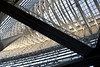 The Tokypo International Forum atrium - the Japanese architecture amazed us