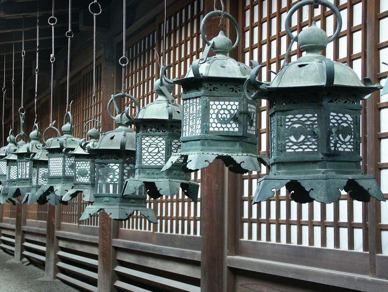 Shrine decorations