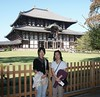 "Todaiji (""Great Eastern Temple"") is one of Japan's most famous and historically significant temples (752)"