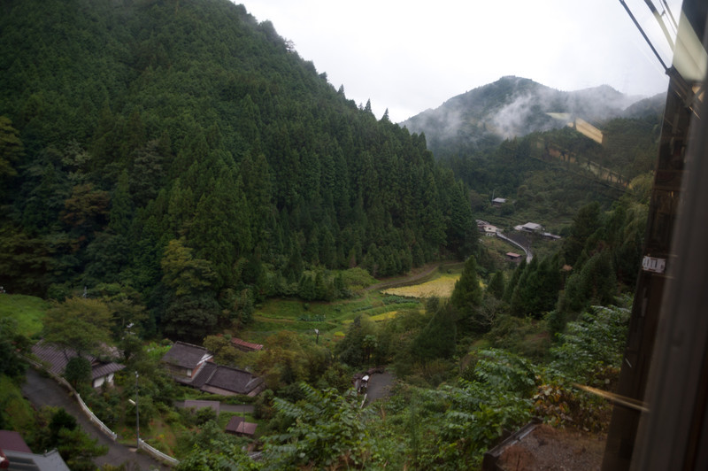 Mt Koyasan