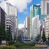 The Ginza (outside my hotel on Showa Dori)