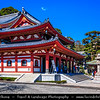 Japan - Honshu Island - Kanagawa Prefecture - Kamakura - 鎌倉市 - Kamakura-shi - Hase-dera temple - Jizo-Bosatsu represents the blessings of the earth
