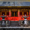 Japan - Honshu Island - Tochigi Prefecture - Nikkō - Shrines and Temples of Nikko - UNESCO World Heritage Site - Shinto shrines & Buddhist temple with their natural surroundings have for centuries been a sacred site known for its architectural and decorative masterpieces