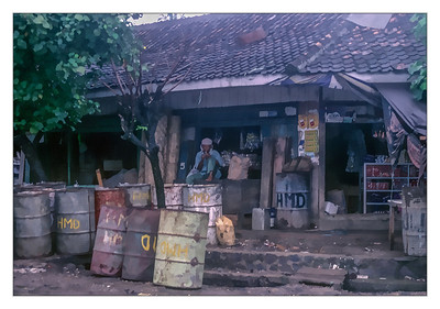 Java, Indonesia, 1997