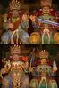 Fearsome deities, Beomeosa Temple, Busan