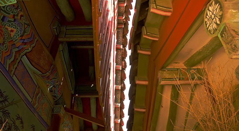 Rooflines, Beomeosa Temple Busan