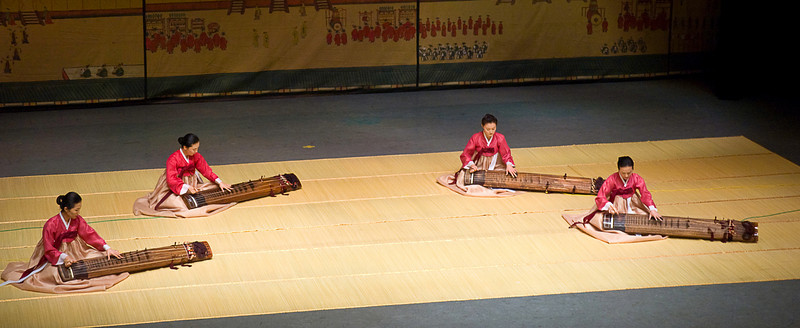 Traditional music group, Busan