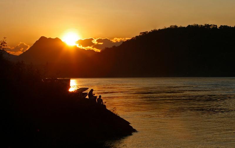 Sunset watch