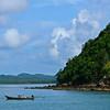 Stack Islands of Adaman Sea