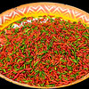 Bowl of Chilies, Produce Market