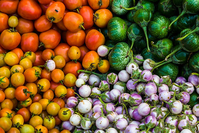 Veggies II, Produce Market