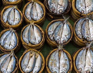 Fish, Produce Market
