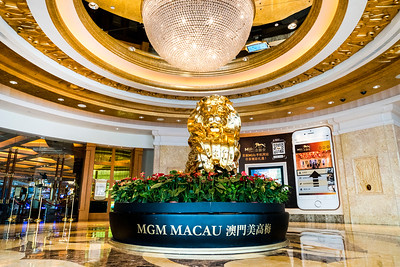 MGM Casino in Macau