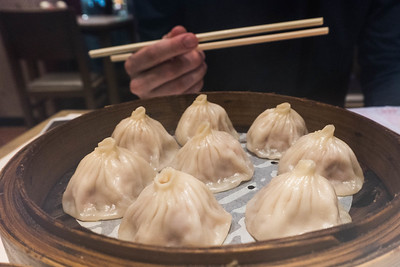 Soup Dumplings in Macau