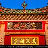 Macau - Macao - 澳門 - 澳门 - SAR - Special administrative region of China - A-Ma Temple - 媽閣廟 - 妈阁庙 - Templo de A-Má - One of the oldest and most famous Taoist temples in Macau