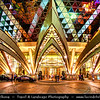 Macau - Macao - 澳門 - 澳门 - SAR - Special administrative region of China - Casino area - Grand Lisboa Hotel and Casino