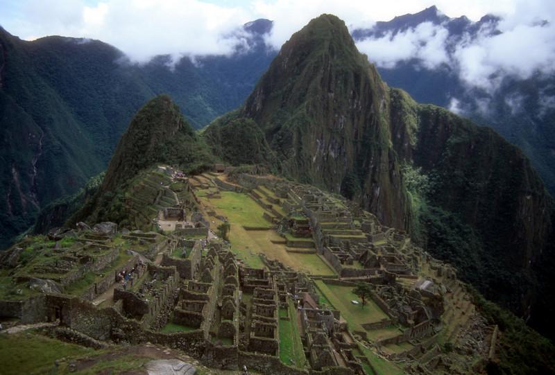 City of Machu Pichu 1978