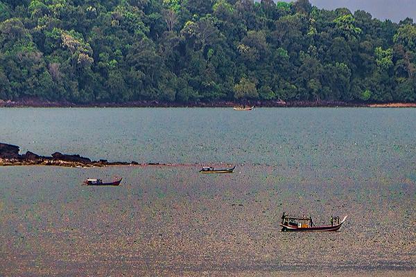 Malasia - Langkawi Coast January 2017