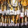 Southeast Asia - Malaysia - Borneo - Sabah - Kota Kinabalu - Life on Traditional Market - Locally Caught Fish - Dried Up