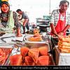 Southeast Asia - Malaysia - Borneo - Sabah - Kota Kinabalu - Life on Traditional Market