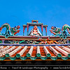 Malaysia - Penang - George Town - Unesco World Heritage Site - Han Jiang Ancestral Temple - TeoChew (Chaozhou) - One of the best conserved teochew temple in South East Asia