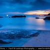 Malaysia - Kedah - Pulau Langkawi - Langkawi Island - Tropical Berjaya Beach - Relaxing location amidst tropical greenery & sun-soaked shores of Andaman Sea - Twilight - Dusk - Blue Hour