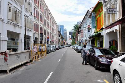 Singapore - Mosque Street