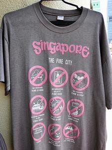 Singapore - T- Shirt