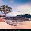 Malaysia - Kedah - Pulau Langkawi - Langkawi Island - Tropical Berjaya Beach - Relaxing location amidst tropical greenery & sun-soaked shores of Andaman Sea - Sunset time