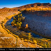 Asia - Mongolia - Монгол улс - Land of Vast Steppes & Kind Nomads - Central Mongolia - Khangai Mountains -  Хангайн нуруу - Orkhon Valley - Orkhon River - Орхон гол - Orkhon gol - Beautiful River Bend