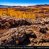 Asia - Mongolia - Монгол улс - Land of Vast Steppes & Kind Nomads - Central Mongolia - Arkhangai province - Khorgo-Terkhiin Tsagaan Nuur National Park -  Khangai Mountains - Khorgo Uul volcano - Taryatu-Chulutu - Extinct volcanic field