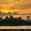 Asia - Myanmar - Burma - Mandalay Region - Ayeyarwady (Irrawaddy) River and its life along its banks