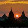 Asia - Myanmar - Burma - Mandalay Region - Bagan - ပုဂံ