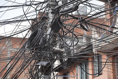 electricity in Pantan city