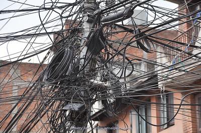 electricity in Pantan city