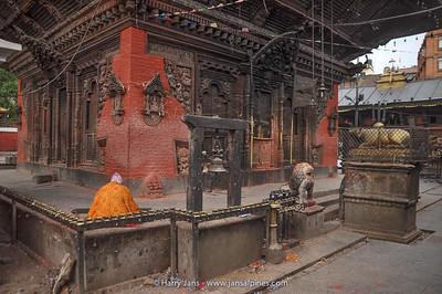 temple in Pantan
