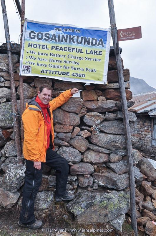 Nepal 2014 (Gosainkunda trek)