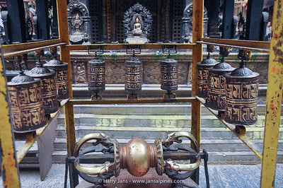Tthe Golden Temple, Pantan