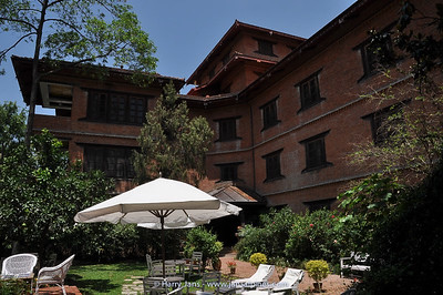 hotel Vajra Kathmandu